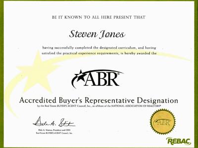 ABR Certificate